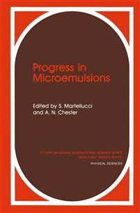 Progress in Microemulsions