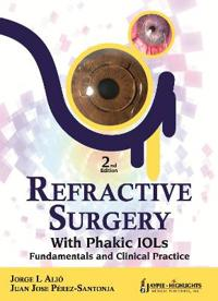 Refractive Surgery with Phakic IOLs