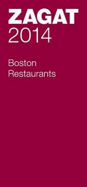 Zagat 2014 Boston Restaurants