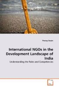 International Ngos in the Development Landscape of India