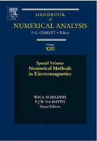 Handbook Of Numberical Analysis