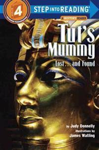 Step into Reading Tuts Mummy