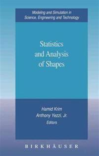 Statistics and Analysis of Shapes