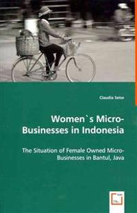 Women's Micro Businesses in Indonesia