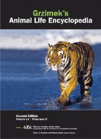 Grzimeks Animal Life Encyclopedia