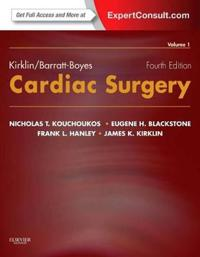 Kirklin/Barratt-Boyes Cardiac Surgery: Expert Consult - Online and Print (2-Volume Set)
