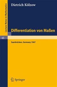 Differentiation Von Maen