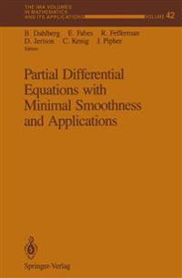 Partial Differential Equations With Minimal Smoothness and Applications