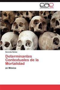 Determinantes Contextuales de la Mortalidad