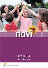 Navi Ethik 3/4. Arbeitsheft