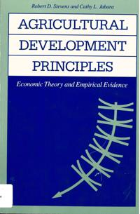 Agricultural Development Principles