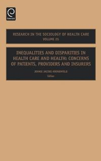 Inequalities and Disparities in Health Care and Health