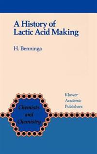 A History of Lactic Acid Making