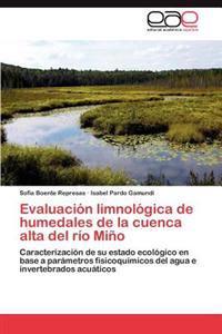 Evaluacion Limnologica de Humedales de La Cuenca Alta del Rio Mino