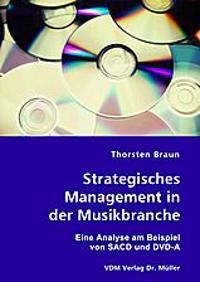 Strategisches Management in der Musikbranche