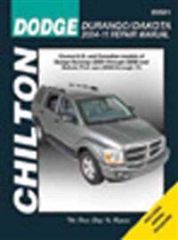 Chilton's Dodge Durango/Dakota 2004-11 Repair Manual