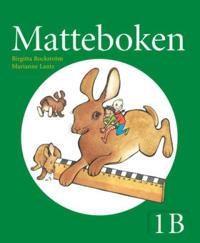 Matteboken Grundbok 1B ny upplaga