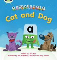 Bug Club Phonics Bug Alphablocks Set 03 Cat and Dog