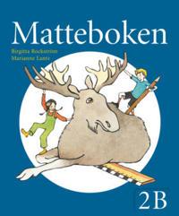 Matteboken Grundbok 2B