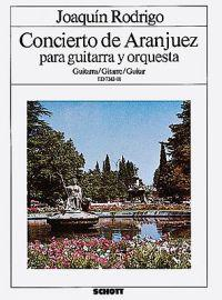 Concierto de Aranjuez: Guitar with Piano Reduction