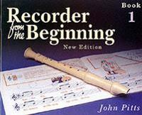 Recorder from the Beginning - Book 1