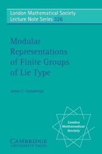 Modular Representations of Finite Groups of Lie Type