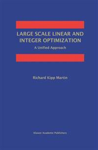 Large Scale Linear and Integer Optimization