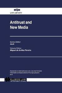 Antitrust and New Media