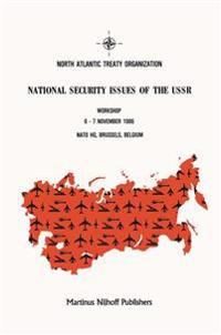 National Security Issues of the USSR