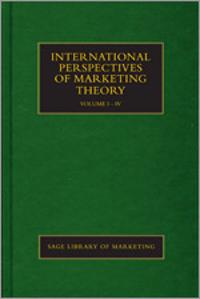 International Perspectives of Marketing Theory