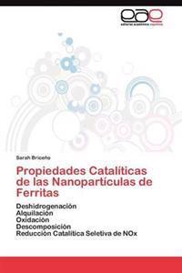 Propiedades Cataliticas de Las Nanoparticulas de Ferritas