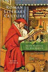 Roman Literary Culture
