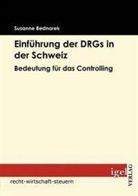 Einführung Der Drgs in Der Schweiz