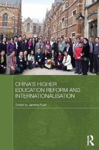 China's Higher Education Reform and Internationalisation