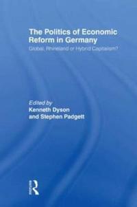 The Politics of Economic Reform in Germany