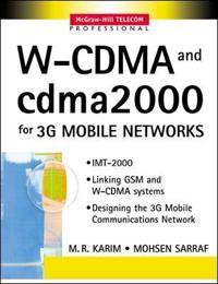 W-Cdma for Umts and 3g Networks
