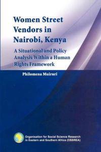 Women Street Vendors in Nairobi, Kenya