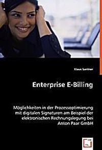 Enterprise E-Billing
