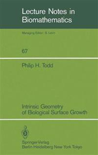 Intrinsic Geometry of Biological Surface Growth