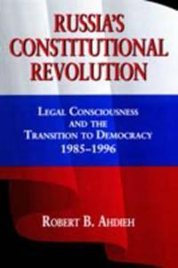 Russia's Constitutional Revolution