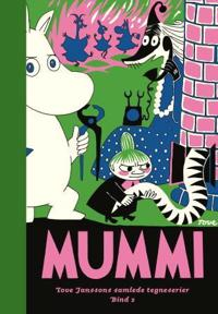 Mummi: Tove Janssons samlede tegneserier; bind 2