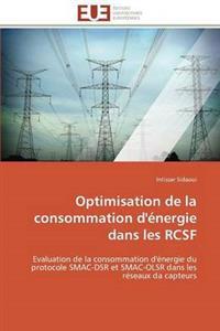 Optimisation de La Consommation D'Energie Dans Les Rcsf