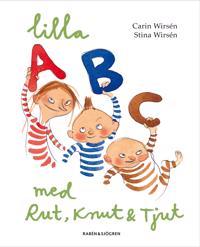 Lilla ABC med Rut, Knut & Tjut