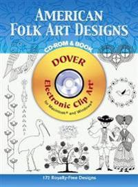 American Folk Art Designs