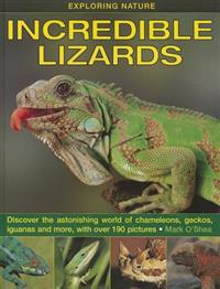 Incredible Lizards: Discover the Astonishing World of Chameleons, Geckos, Iguanas and More, with Over 190 Pictures