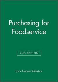 Purchasing for Food Service
