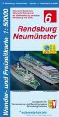 Rendsburg - Neumünster 1 : 50 000