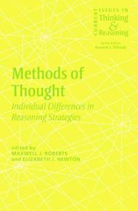 Methods of Thought