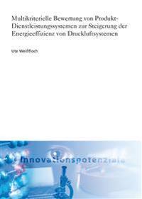 Multikriterielle Bewertung von Produkt-Dienstleistungssystemen zur Steigerung der Energieeffizienz von Druckluftsystemen