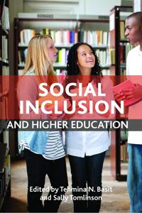 Social inclusion and higher education